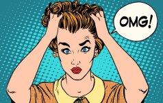 Kas sukelia didžiausią stresą skirtingiems Zodiako ženklams