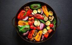5 receptai griliui: tiks visokiam skoniui