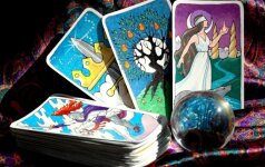 Numerologinė Taro kortų prognozė 2016 metams pagal tavo gimimo datą