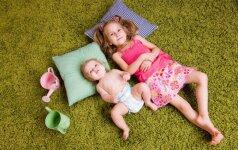 Kurioje Baltijos šalyje vaikai jaučiasi laimingiausi