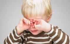 Jautru: kaip iš tiesų jaučiasi vaikas pirmą dieną mokykloje (VIDEO)