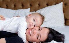Ypatingą dukrytę auginanti mama: man nereikia jūsų gailesčio