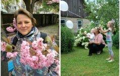 MAMA iš didžiosios raidės: Sigita augina 9 vaikus, iš kurių pagimdė du