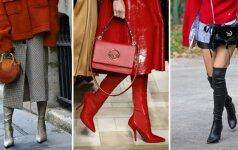 Keturios naujausios avalynės tendencijos: dabar stilinga gali būti kiekviena