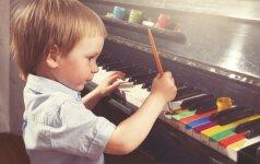 Kiek būrelių optimalu lankyti vaikui