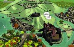 Литовская история в комиксах: для укрепления патриотизма