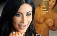 47 metų Anastasia - kur kas geriau nei Kim Kardashian