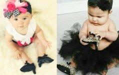 Internete plinta kūdikių su aukštakulniais nuotraukos