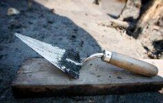 В Литве найдено уникальное древнее орудие