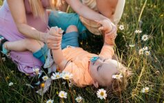 Kuriant gerus santykius su vaiku tėvams svarbu laikytis trijų pagrindinių taisyklių