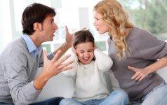 3 didžiausios tėvų elgesio klaidos Psichologo patarimai