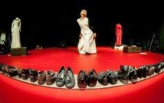 Ангелы Достоевского. Фото Русского театра Литвы