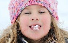 Kodėl vienų vaikų imunitetas yra silpnesnis už kitų?