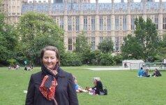 Ketvirtas mėnuo Londone: du bučkiai ir jokio sekso Vienišos 4 vaikų mamos dienoraštis