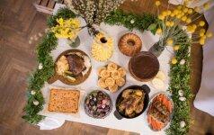 Šv. Velykų stalo receptai – ant šimtmečio stalo