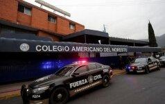В Мексике школьник расстрелял учительницу и трех одноклассников во время урока