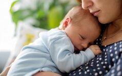 Dažnos žindymo problemos: kaip padėti sau ir vaikui
