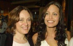 Angelina Jolie atvirai papasakojo apie santykius su mama