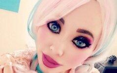 ФОТО: Американка потратила состояние на пластику ради внешности Барби