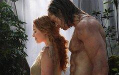 Tarzanas grįžta!