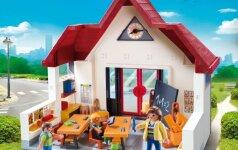 Laimėkite PLAYMOBIL® rinkinius savo vaikams (REZULTATAI)