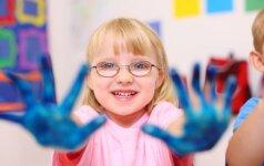 5 svarbiausi dalykai, kurių vaikai mokomi prieš mokyklą