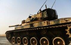 Турция намерена отбросить курдских повстанцев за Евфрат