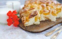 Net 4 obuolių pyrago receptai