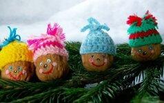 Kalėdų dovanas pasidaryk pats: originalu ir paprasta