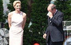 Kodėl pravirko Monako princas? FOTO