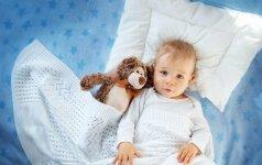 Tyrimas rodo, kad mažakraujyste sergančių kūdikių ir mažų vaikų Lietuvoje daugėja