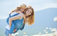 Kad karštymečiu tinkamai pasirūpintumėte odos švara ir drėkinimu. Laimėtojai