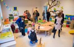 Vilniaus kolegijoje atidarytas privatus vaikų darželis