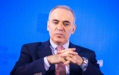 Каспаров назвал недоразумением возможное чемпионство Карякина