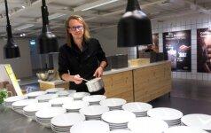 """""""Ikea"""" šefas: valgyti kokybišką maistą neturėtų būti prabanga, tai – pats svarbiausias dalykas"""