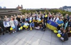 Глава МИД Литвы поздравил Украину с днем независимости