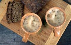 Gardžioji duonos gira: gaminame namuose