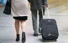 Dukart iš Lietuvos emigravusi moteris nenori grįžti dėl vyro
