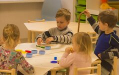 Vilniuje duris atvėrė išskirtinis vaikų darželis