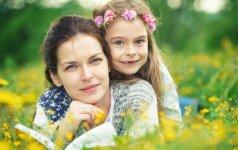 Kodėl aš mokysiu savo dukrą drąsos, o ne tobulumo