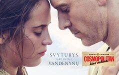 COSMO kino vakarai su filmo ŠVYTURYS TARP DVIEJŲ VANDENYNŲ išankstine premjera