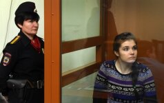 Россия: суд продлил арест Варваре Карауловой и завершил следствие