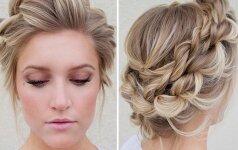 20 šukuosenų variantų, tobulai tinkančių šventėms