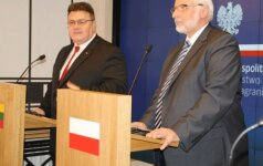 Главы МИД Литвы и Польши признают необходимость тесного сотрудничества