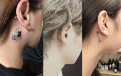 Maža paslaptis už tavo ausies