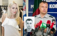 Oksana Pikul-Jasaitienė, Saulius Gagas, Jono Barono nuotrauka