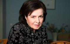 Aktorė Eglė Gabrėnaitė: apie ilgesį ir didelę didelę boružę