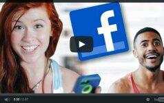 """Internete plintantis filmukas apie """"Facebook"""" prajuokina, bet ir siunčia tėvams pavojingą signalą VIDEO"""