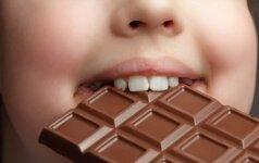 Produktai - tabu, jei nenorite vaikui prišaukti alergijos