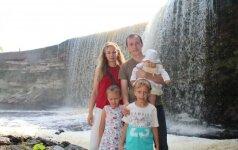 Živilė: gimdyti Estijoje buvo geriau, ramiau ir maloniau, palyginti su Lietuva